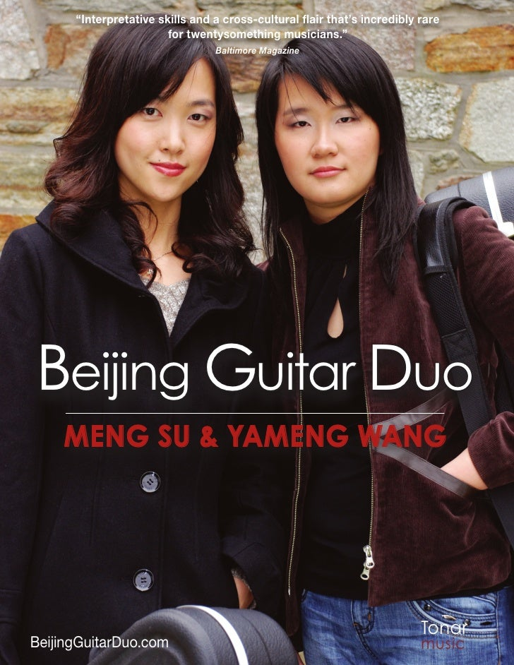 """""""Interpretative skills and a cross-cultural flair that's incredibly rare                         for twentysomething music..."""