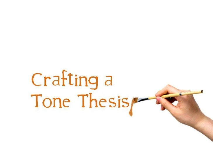 constructing thesis statement