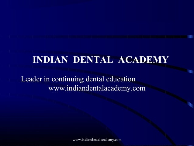 Tongue  /certified fixed orthodontic courses by Indian   dental academy