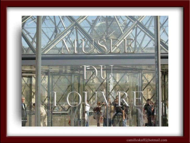 Toni.museo louvre paris-francia