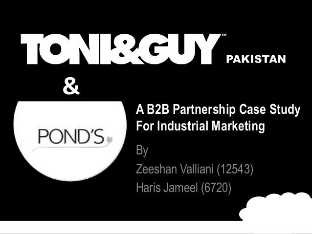 &ByZeeshan Valliani (12543)Haris Jameel (6720)A B2B Partnership Case StudyFor Industrial Marketing
