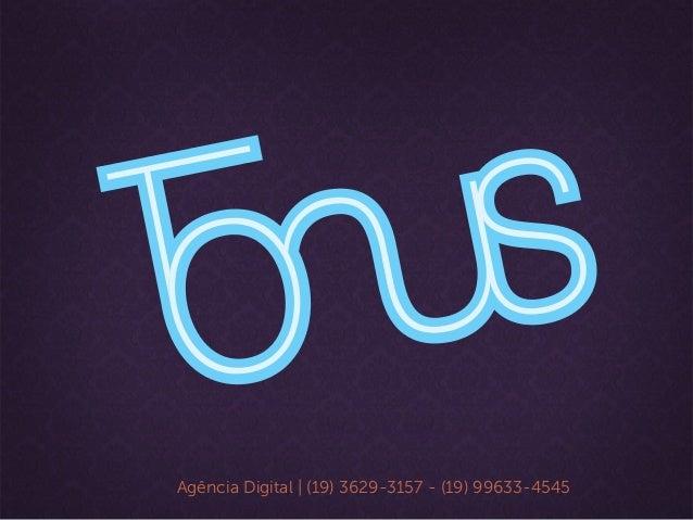 Agência Digital | (19) 3629-3157 - (19) 99633-4545