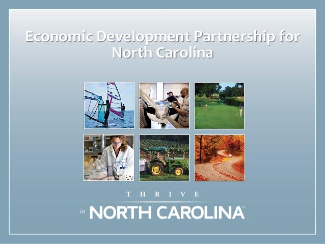 N.C. Commerce Strategic Planning - Tony Almeida