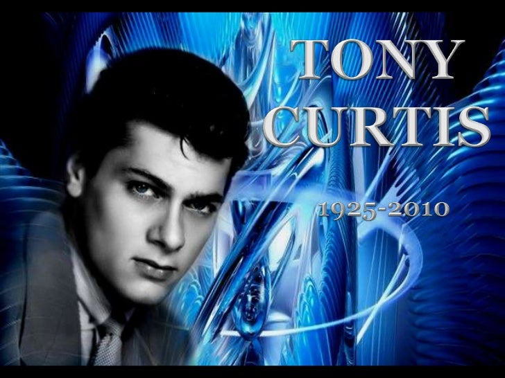 TONY  CURTIS   ppsx