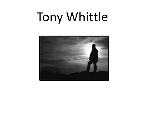 Tony Whittle
