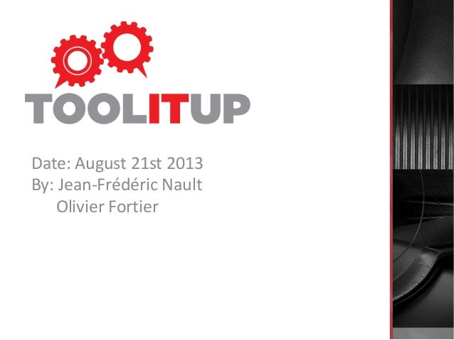 Tool it Up! - Session #2 - NetPanel