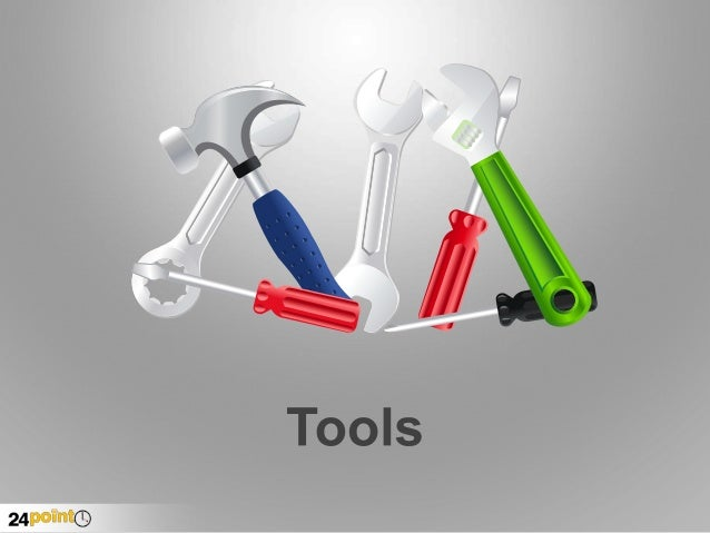 Tools: Business Analogy Graphics - PowerPoint Slides