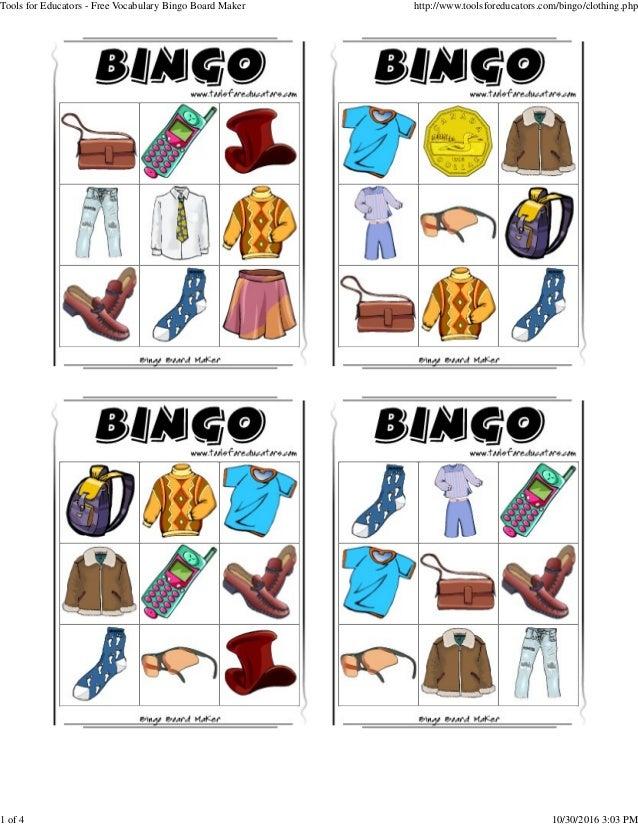 Vocabulary worksheet maker free download