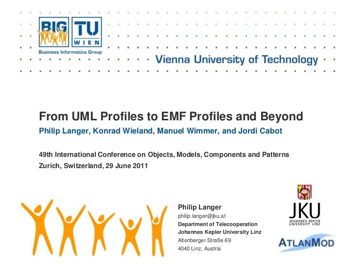 From UML Profiles to EMF Profiles and Beyond (TOOLS'11)