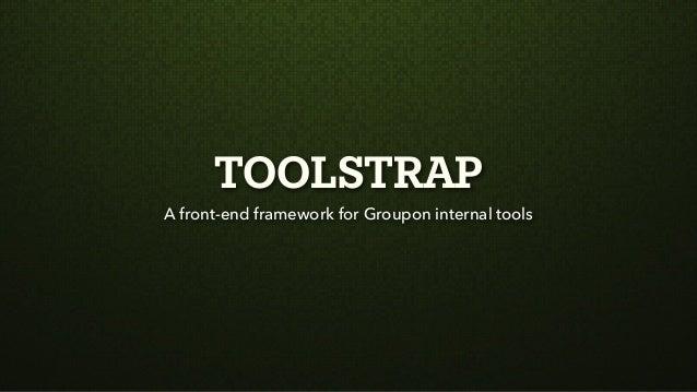 Toolstrap