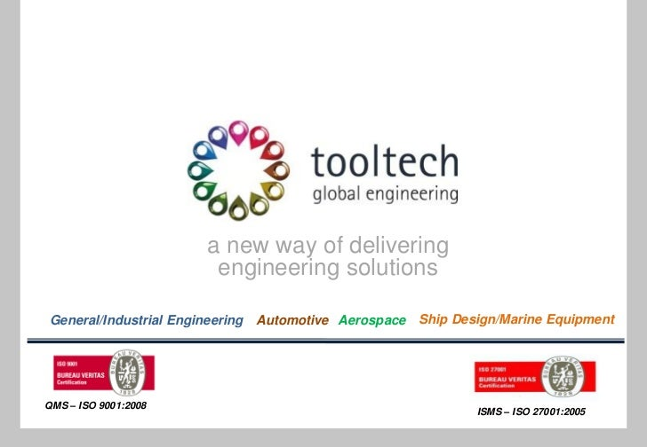 a new way of delivering                       engineering solutionsGeneral/Industrial Engineering Automotive Aerospace Shi...