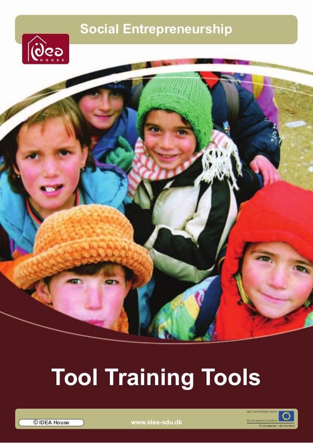Kreativ Tool Kid - social entrepreneurship