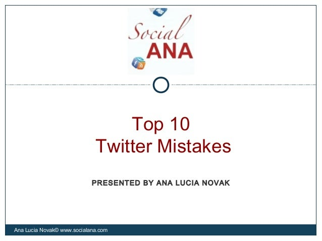 Top 10-twitter-mistakes