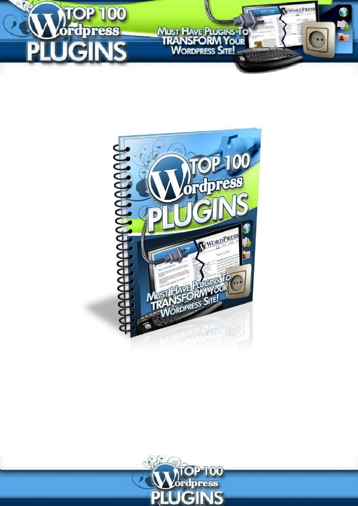 Top 100-wordpress-plugins