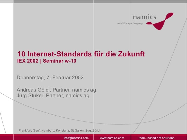 Top 10 Internet Trends 2002