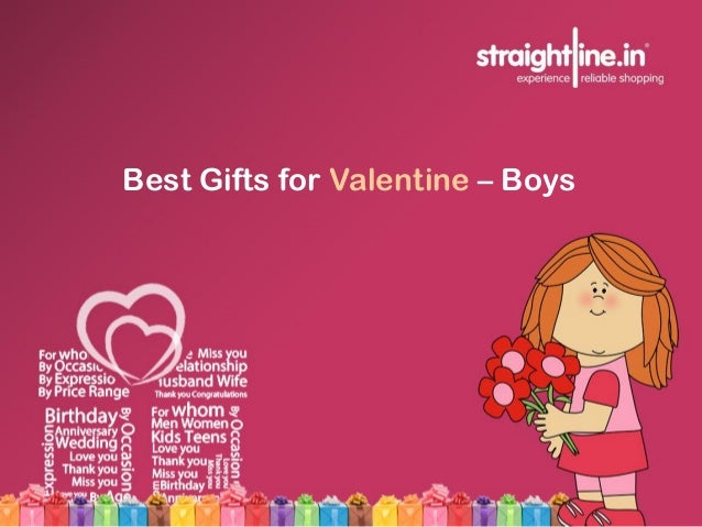 Best valentine 39 s day gifts ideas for boys 2014 for Best gifts for valentines day