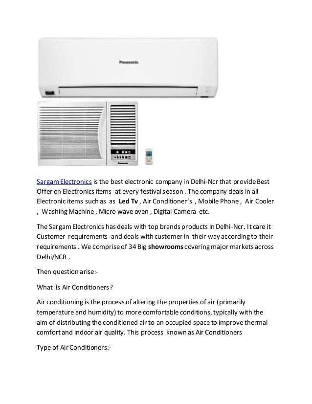 Air conditioner price online top 10 ac brand in india best for What is the best window brand