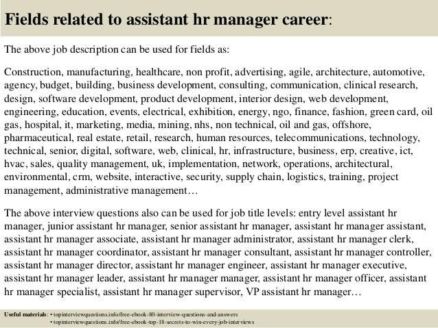 hr manager job description hr manager job description changeboard – Hr Manager Job Description