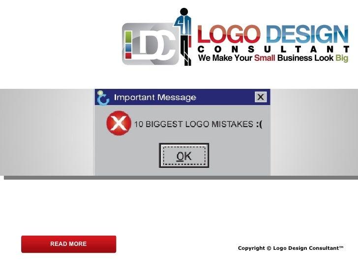 Top 10 Biggest Logo Design Mistakes