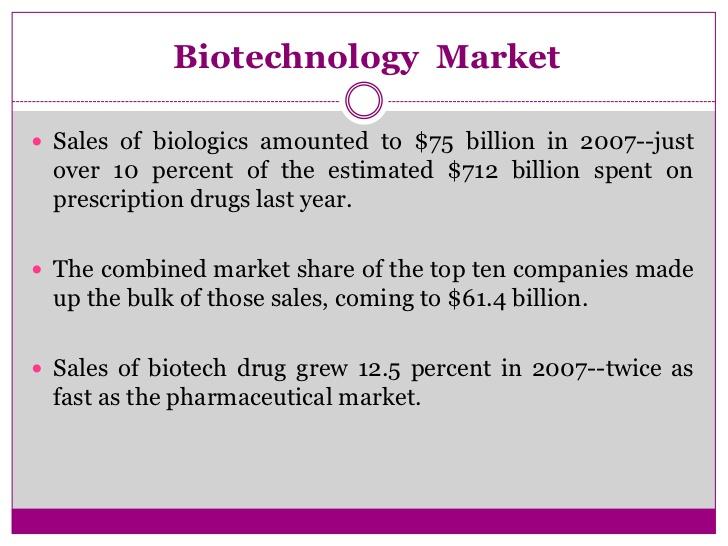 plan business sample california biotechnology