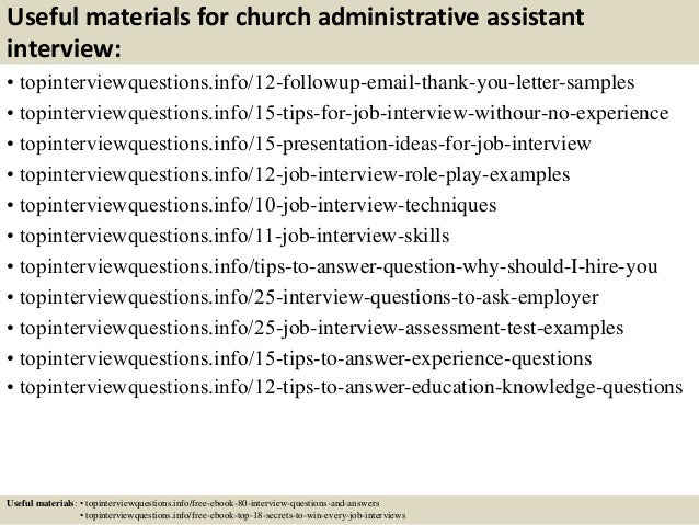14 useful materials for church church administrator salary - Church Administrative Assistant Salary