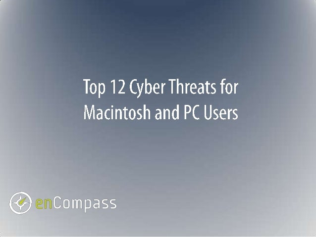 Top 10 cyber threats for mac users v1.0
