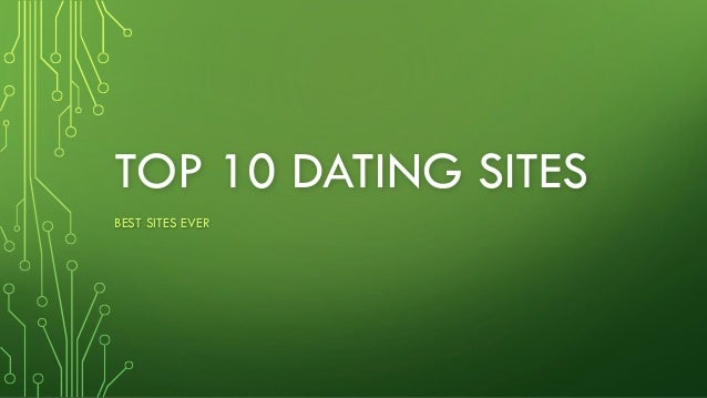 topp 10 gratis dating sites