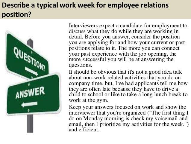 Hr employee relations case studies