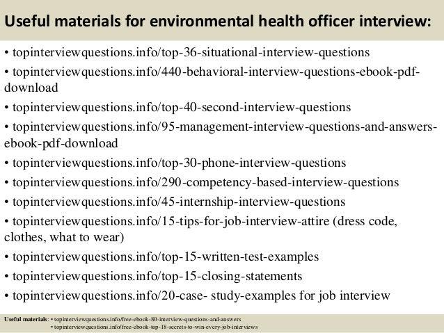 Environmental Question?