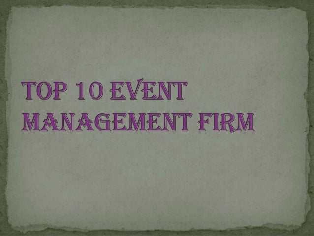  ACME Events  Angel Events  Brandish Media & Entertainment Pvt. Ltd  Fountain head  ICE Global  Indus Communication ...
