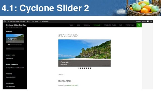 Image result for Cyclone Slider 2