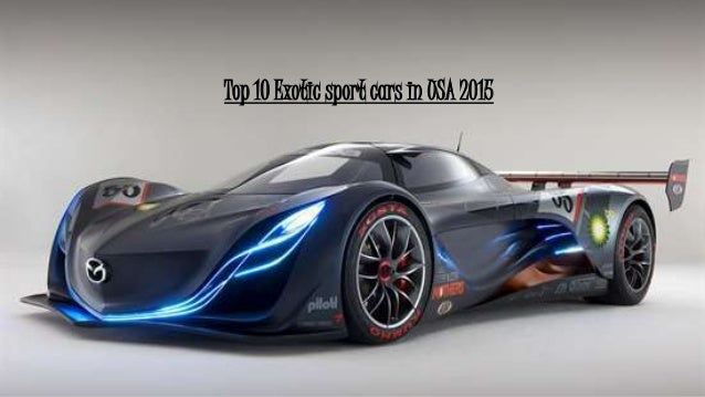 top 10 exotic sport cars in usa 2015. Black Bedroom Furniture Sets. Home Design Ideas