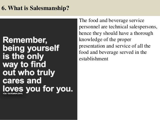 top  food  amp  beverage interview questions   answers