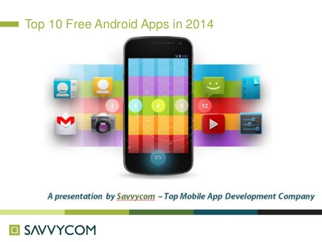 best android apps 2014 india free