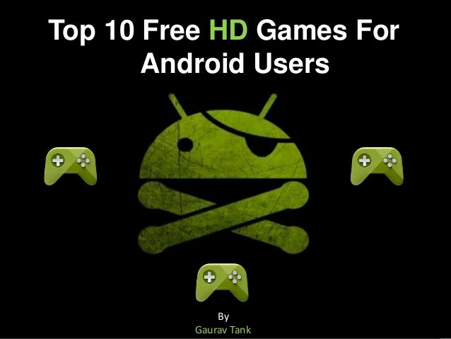 best free hd games for android