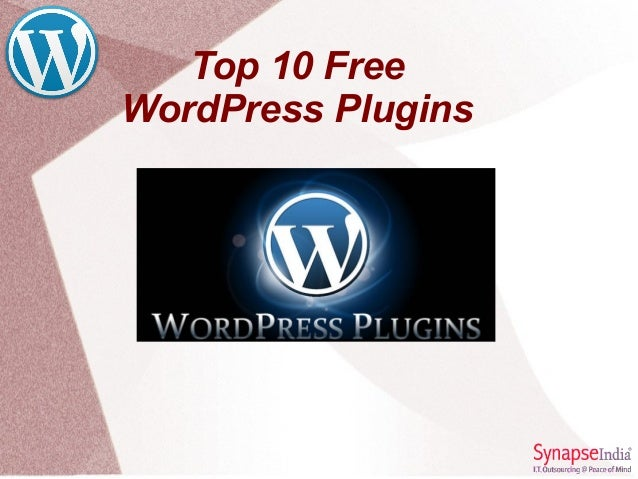 Top 10 Wordpress Plugins for 2014
