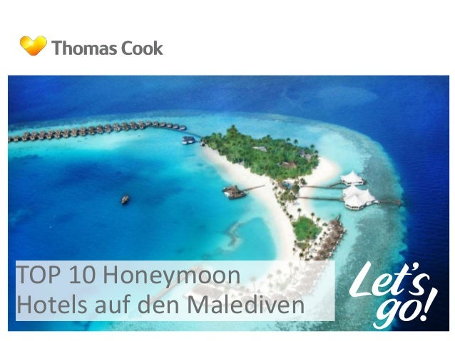TOP 10 Honeymoon  Hotels auf den Malediven