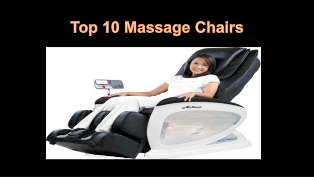 Top 10 massage chair