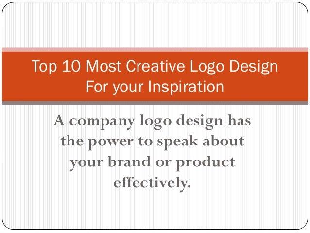 Creative Logo Design 1 | Joy Studio Design Gallery - Best Design