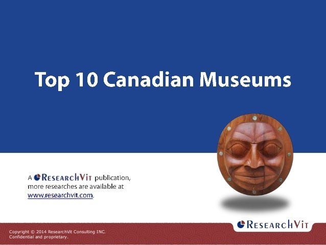 Top 10 Canadian Museums