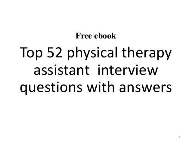 Grad school question about Physical Therapy?