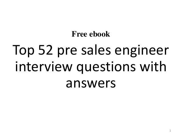 sales case study interview