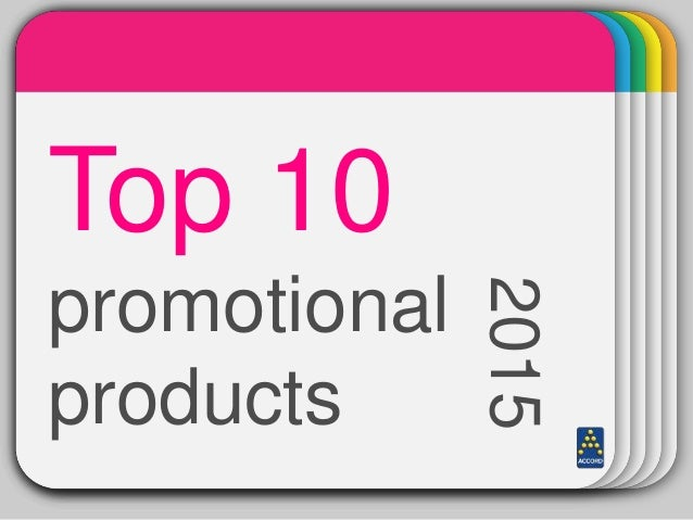 top new marketing products