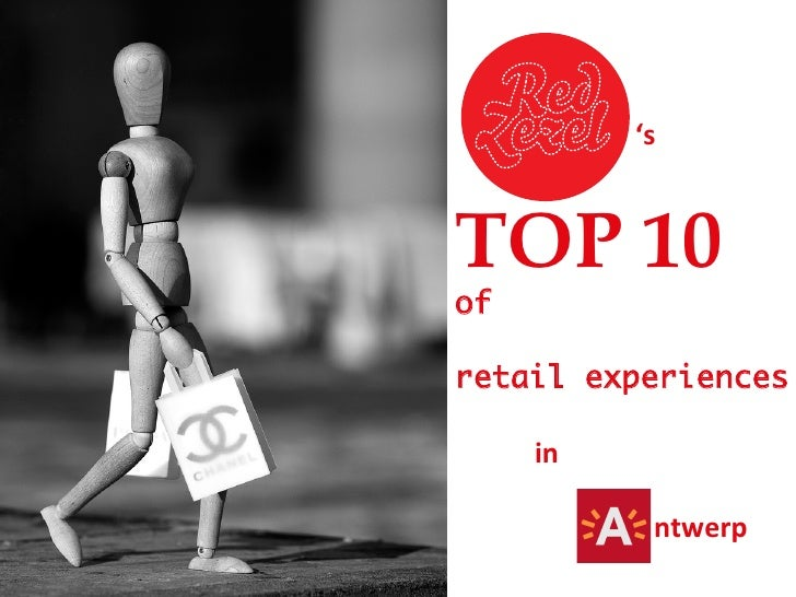 's   TOP 10ofretail experiences         in                     ...