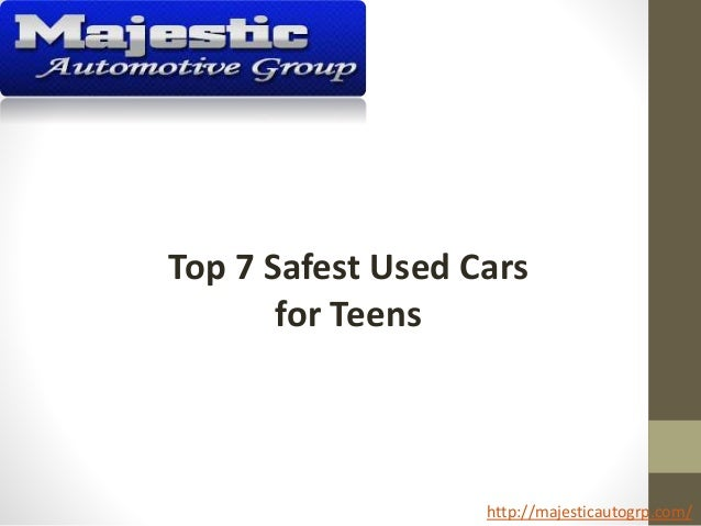 top 10 safest used cars for teens. Black Bedroom Furniture Sets. Home Design Ideas