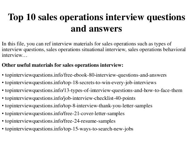 Interview M and G Interview Questions E.