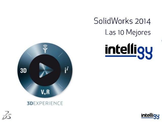 Ι © Dassault Systèmes Ι Confidential Information Ι  SolidWorks  2