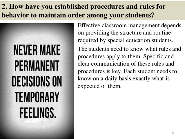 Educators, what would you have done???
