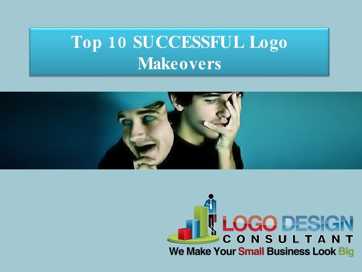 Top 10 SUCCESSFUL Logo Makeovers