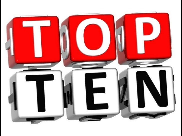 Communications top 10